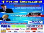 1º Forum Empresarial