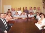Diretores da ACEG participam do Conselho da Cidade do  Municipio